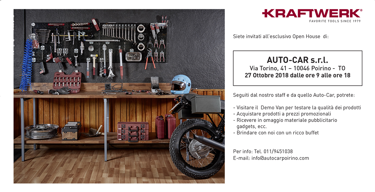 OPEN HOUSE KRAFTWERK
